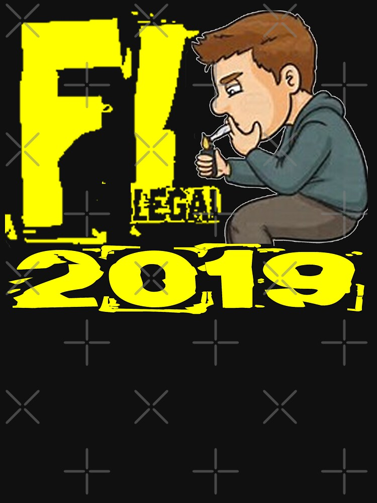 FL Legal 2019 T-Shirt Design by Mbranco