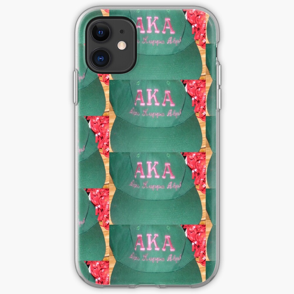 AKA Collection  iPhone Case & Cover