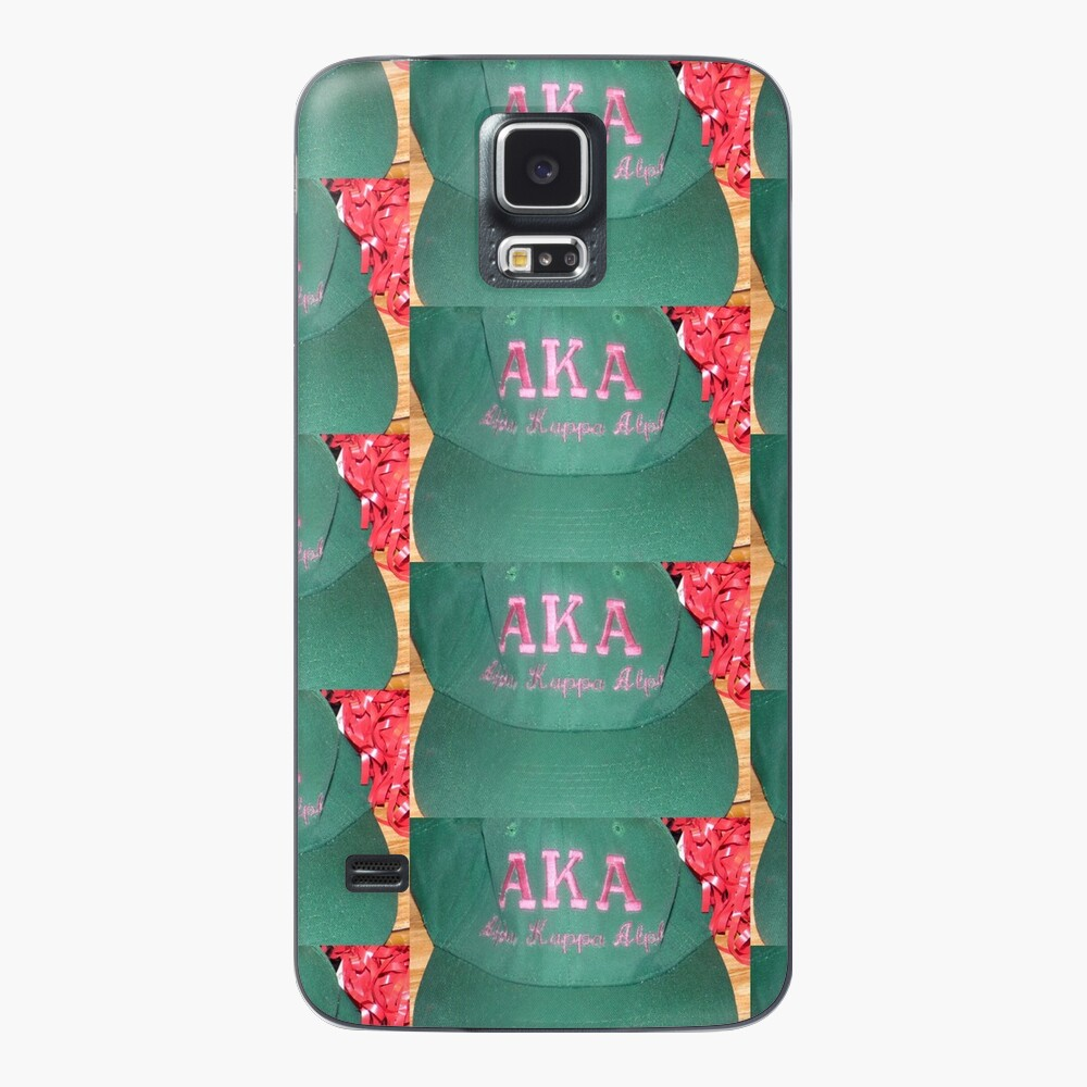 AKA Collection  Case & Skin for Samsung Galaxy