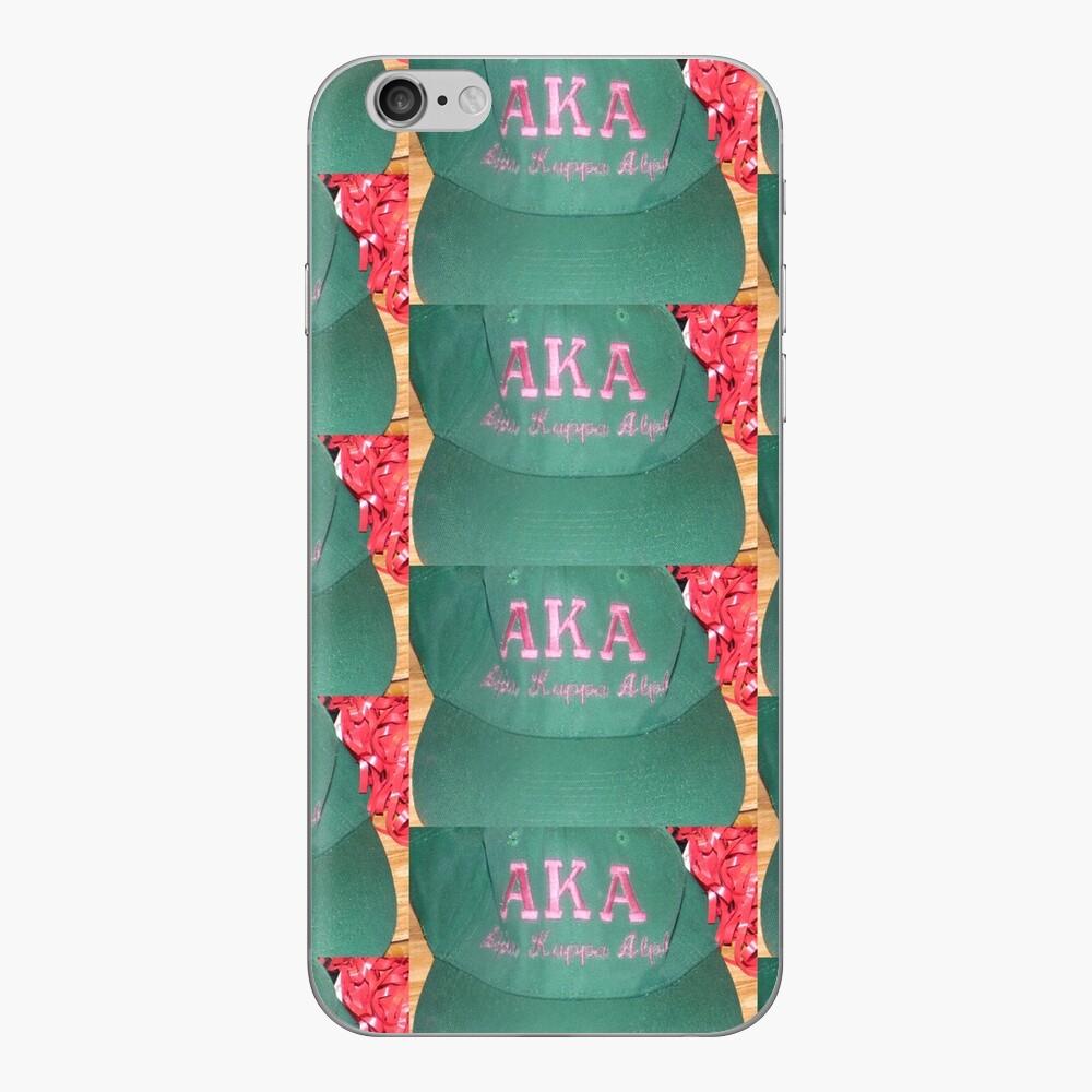 AKA Collection  iPhone Skin