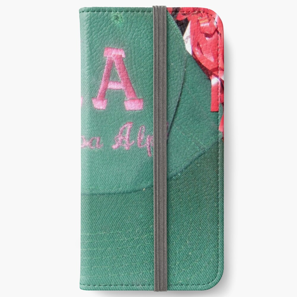 AKA Collection  iPhone Wallet
