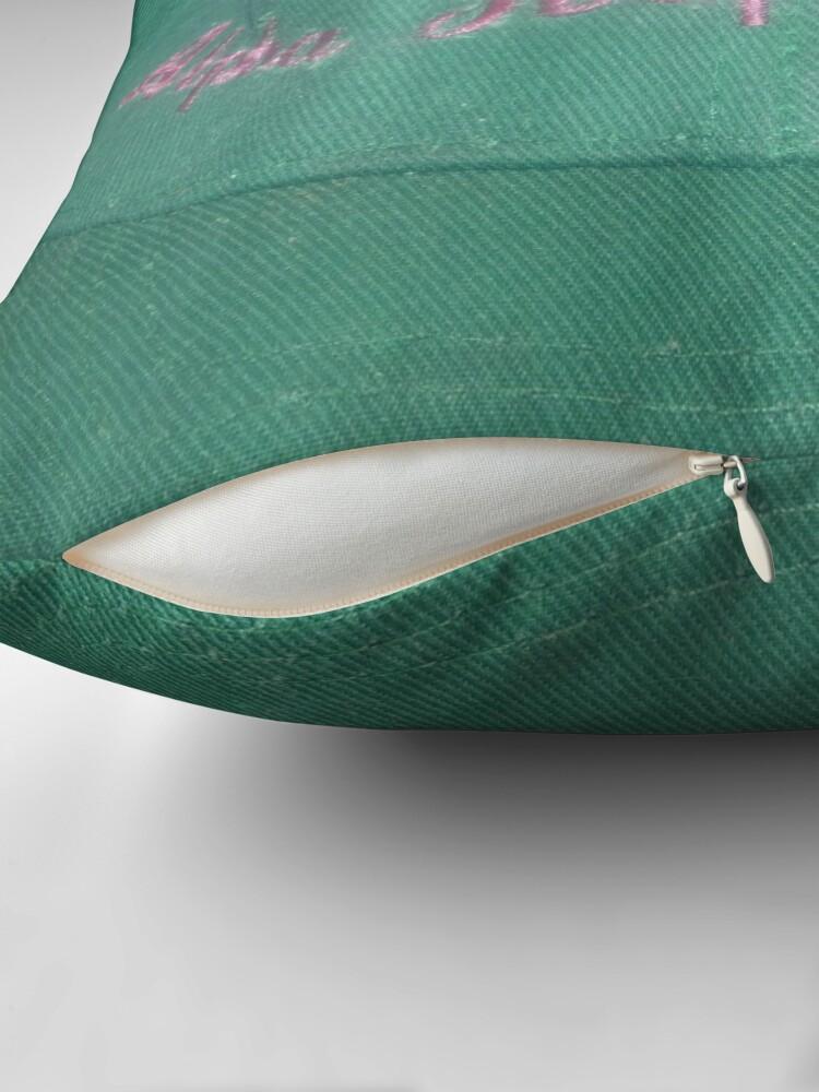 Alternate view of AKA Collection  Throw Pillow