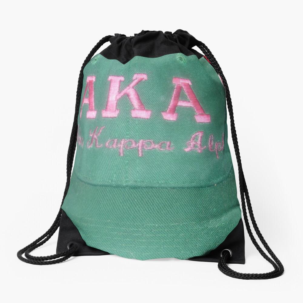 AKA Collection  Drawstring Bag