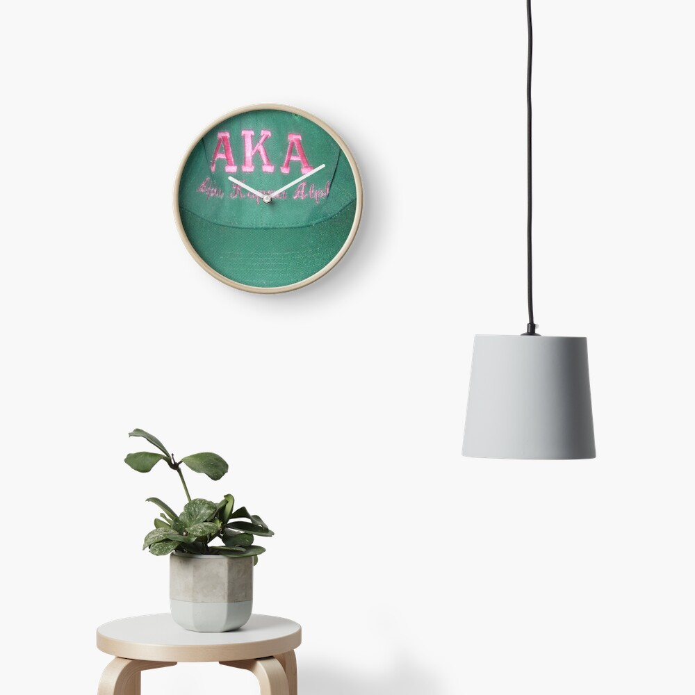 AKA Collection  Clock