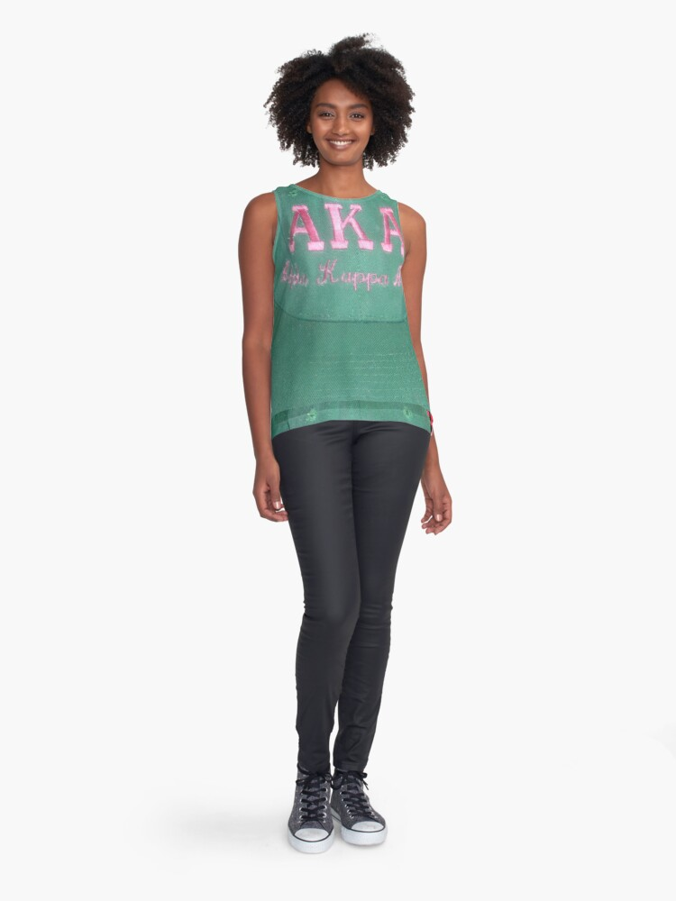 Alternate view of AKA Collection  Sleeveless Top