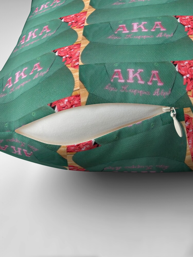 Alternate view of AKA Collection  Floor Pillow