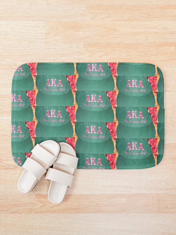 Alternate view of AKA Collection  Bath Mat