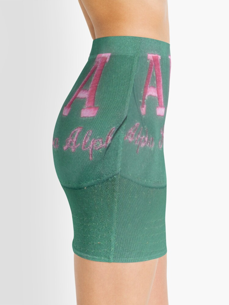 Alternate view of AKA Collection  Mini Skirt