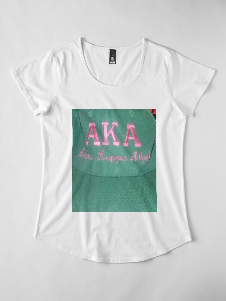Alternate view of AKA Collection  Premium Scoop T-Shirt