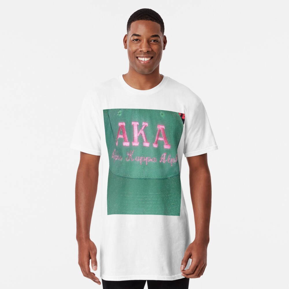 AKA Collection  Long T-Shirt