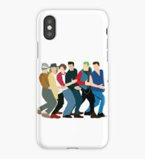 McBusted, minimalist iPhone Case