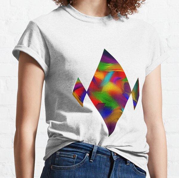 Rainbow Dapple Classic T-Shirt