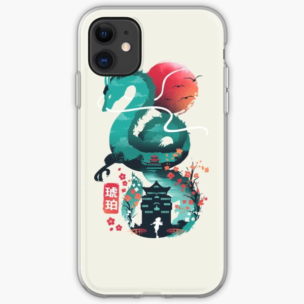 Haku Ukiyoe iPhone Soft Case