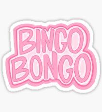Bingo Bongo!  Sticker