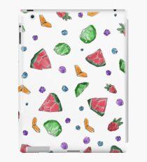 Crystal Fruit Salad - Pattern iPad Case/Skin