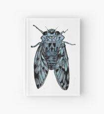 Cuaderno de tapa dura Cicada (blue)