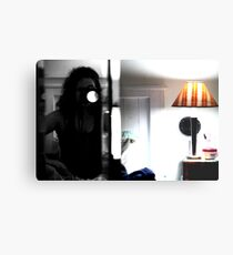 This is my camera Metal Print