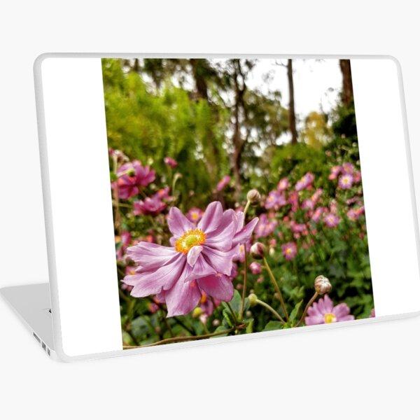 Pink Petal Love Laptop Skin
