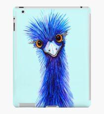 QUIRKY EMU  iPad Case/Skin