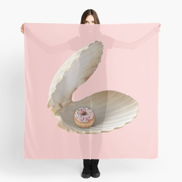Donut Shell  Scarf