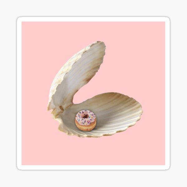 Donut Shell  Sticker