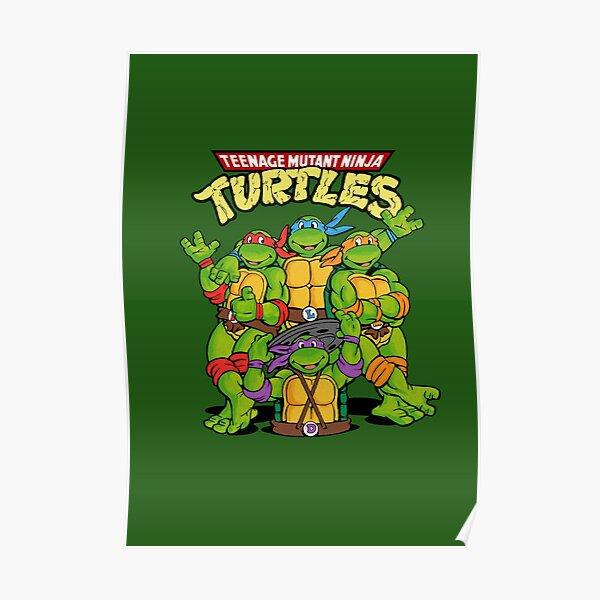 TMNT - Teenage Mutant Ninja Turtles Poster