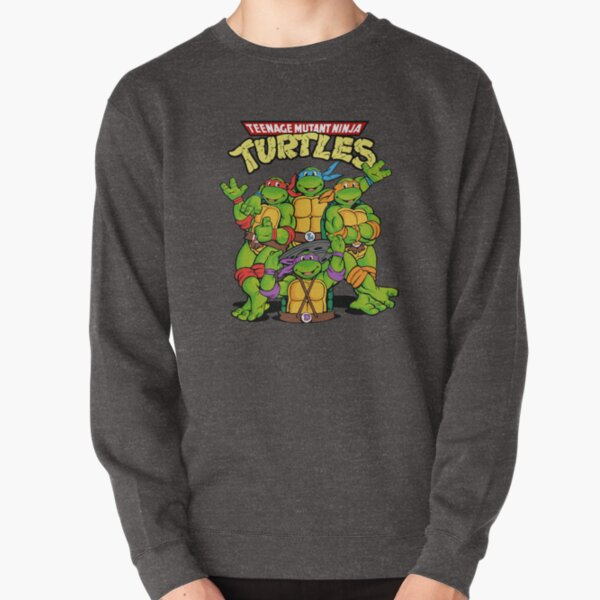 TMNT - Teenage Mutant Ninja Turtles Pullover Sweatshirt