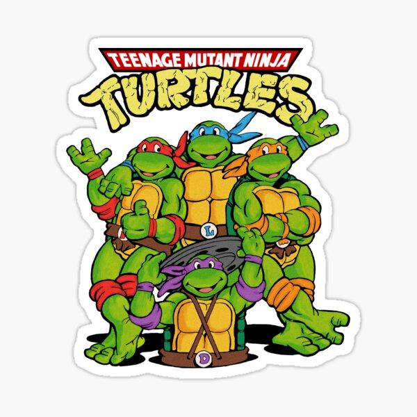 TMNT - Teenage Mutant Ninja Turtles Sticker