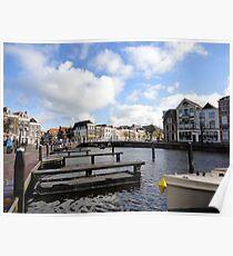 Leiden Holland Poster