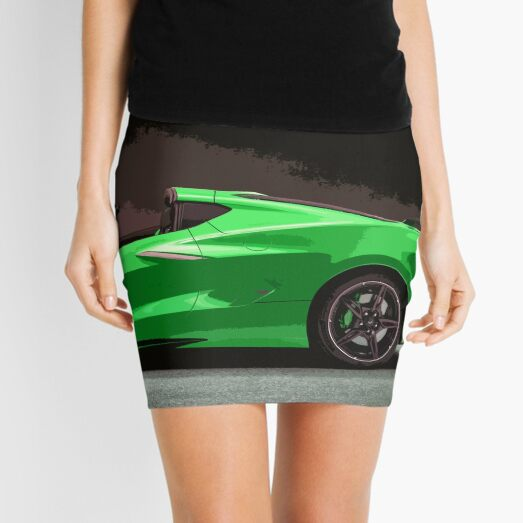 Chevrolet Corvette C8 Mini Skirt