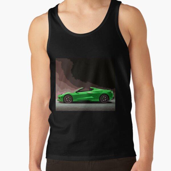 Chevrolet Corvette C8 Tank Top