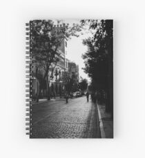 Streets of Seville, Spain  Spiral Notebook