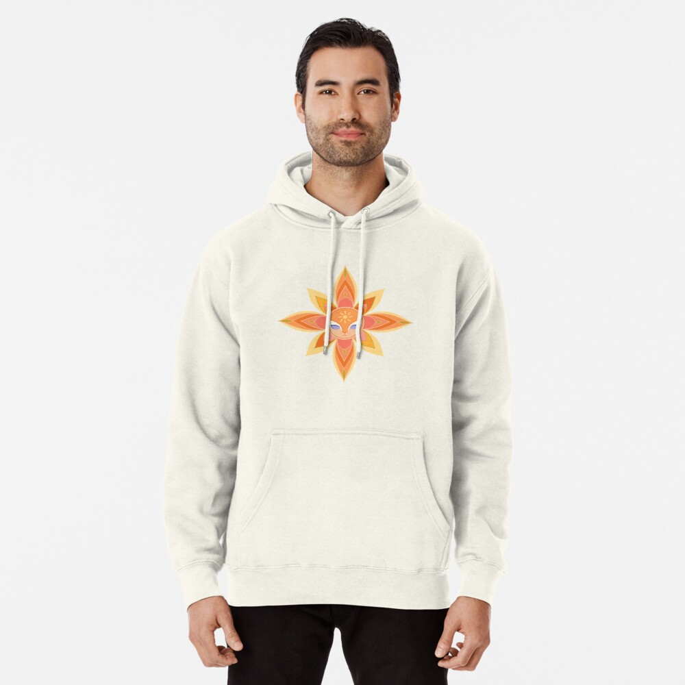 Sun Worshipper Pullover Hoodie