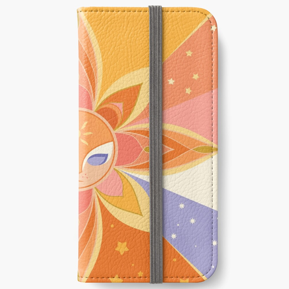 Sun Worshipper iPhone Wallet