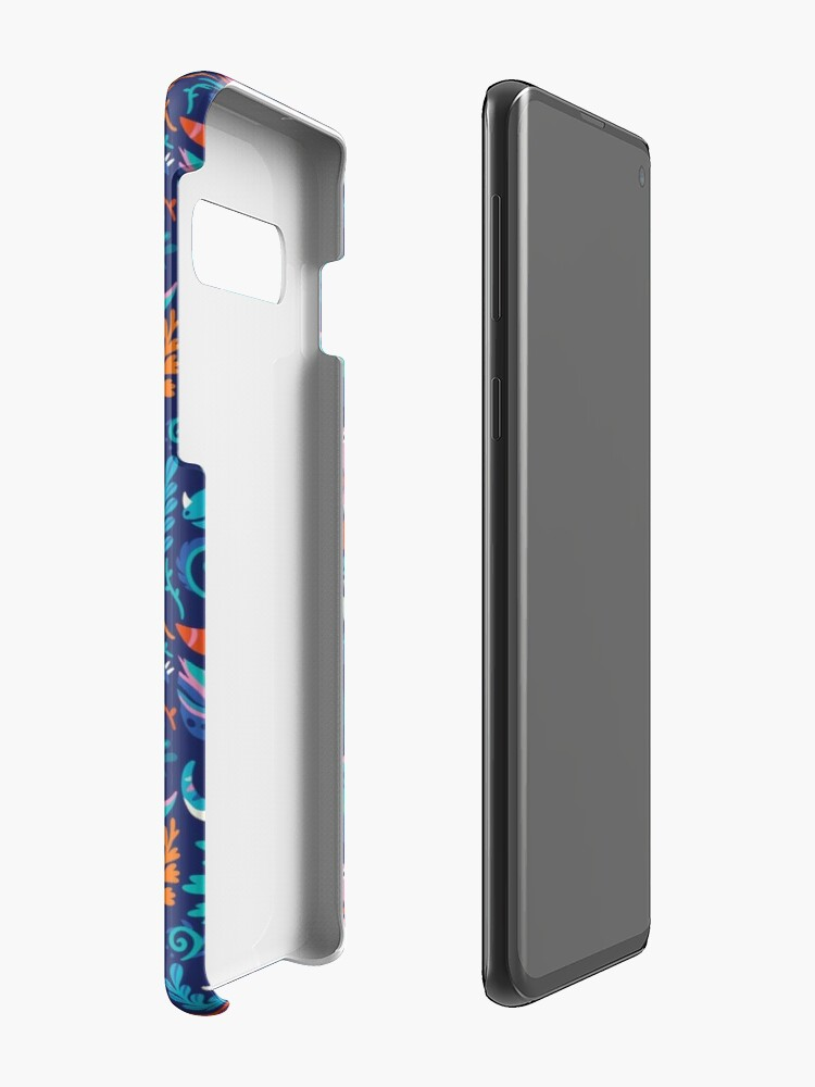 Alternate view of Dino team 1 Case & Skin for Samsung Galaxy