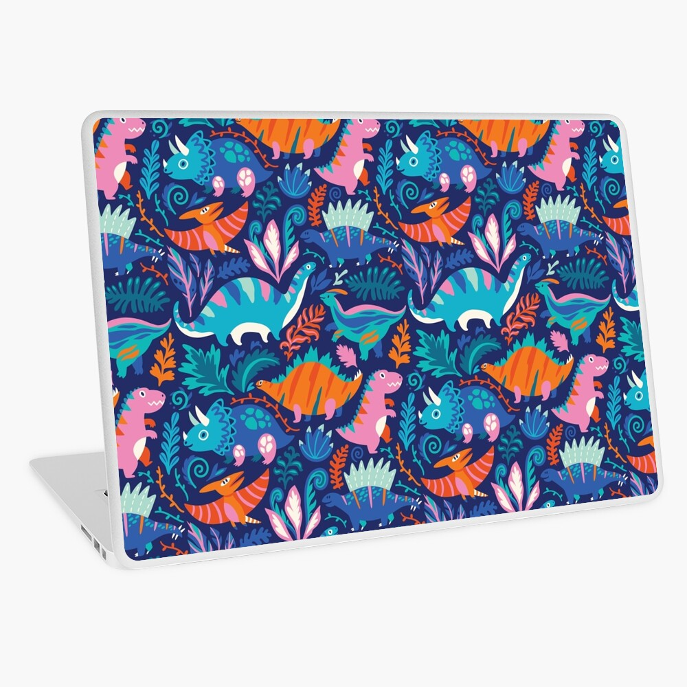 Dino team 1 Laptop Skin