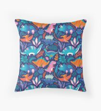 Dino team 1 Floor Pillow