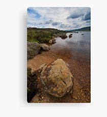 Loch Laidon Canvas Print