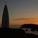Beacon Sunset - Baltimore, Ireland by Orla Flanagan