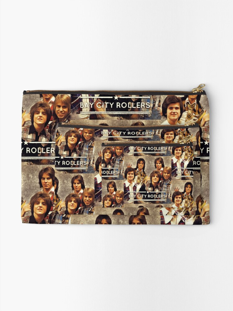Alternate view of Bay City Rollers Zipper Pouch
