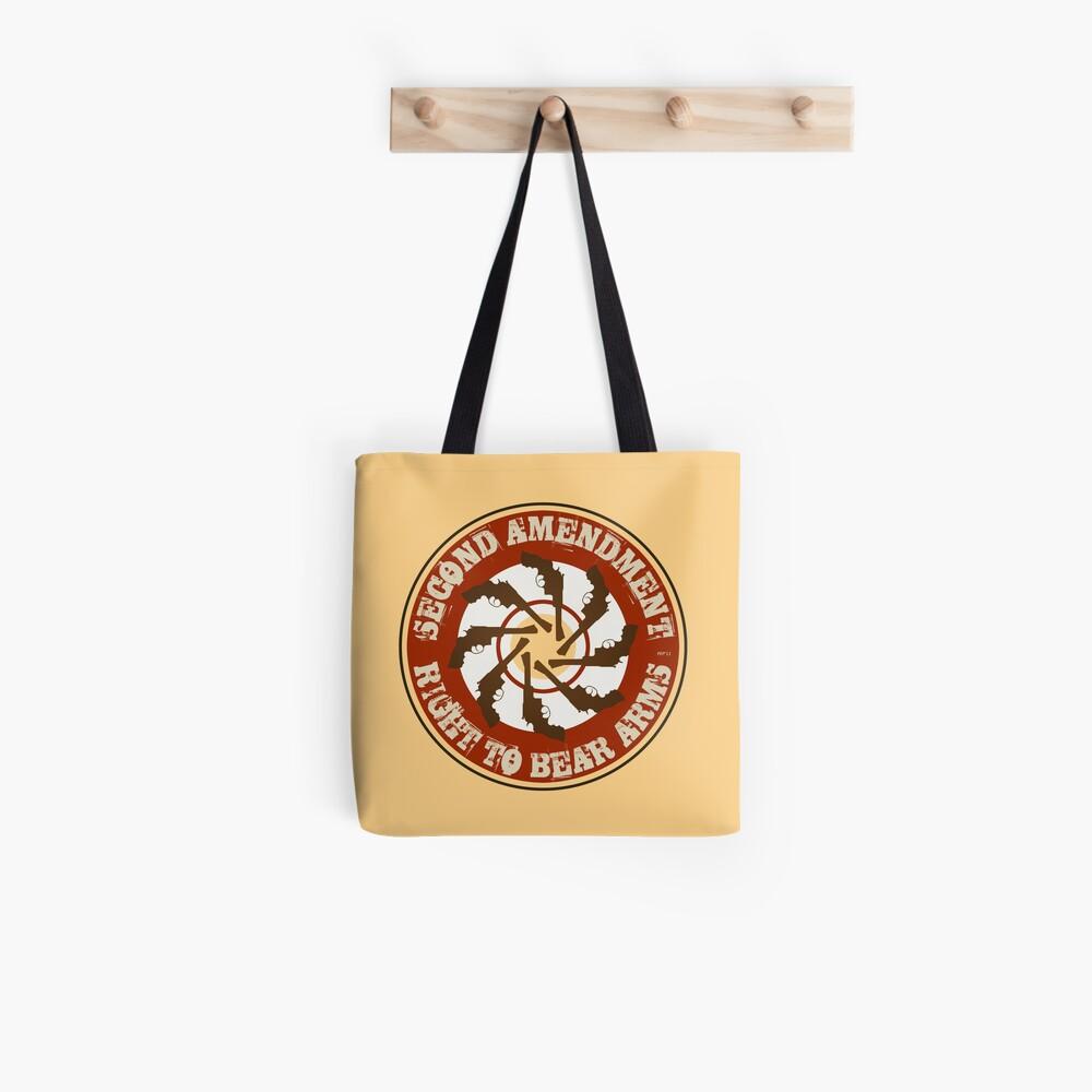 Second Amendment Tote Bag