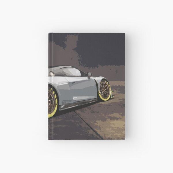 Audi R8 LMS GT2 Hardcover Journal