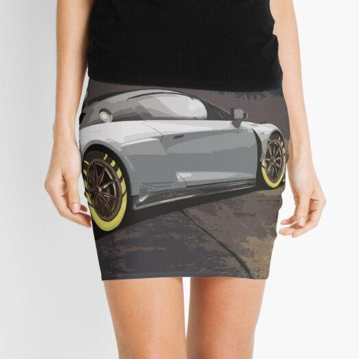 Audi R8 LMS GT2 Mini Skirt