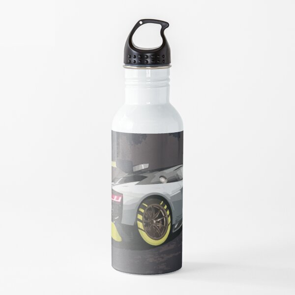 Audi R8 LMS GT2 Water Bottle