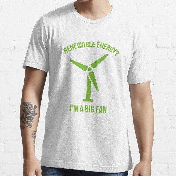 Renewable Energy Essential T-Shirt