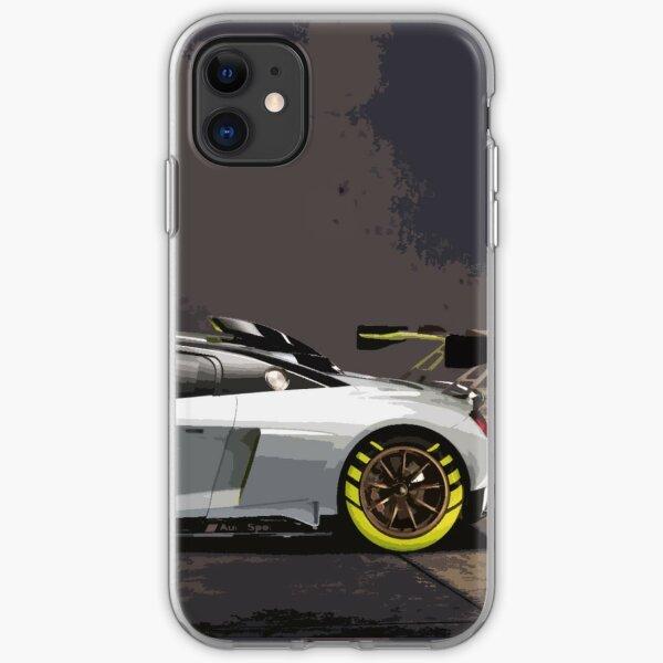 Audi R8 LMS GT2 iPhone Soft Case