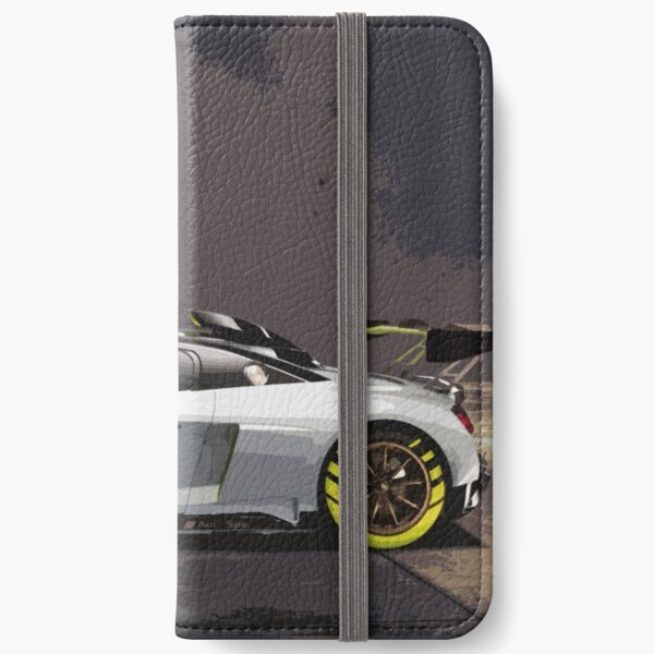 Audi R8 LMS GT2 iPhone Wallet