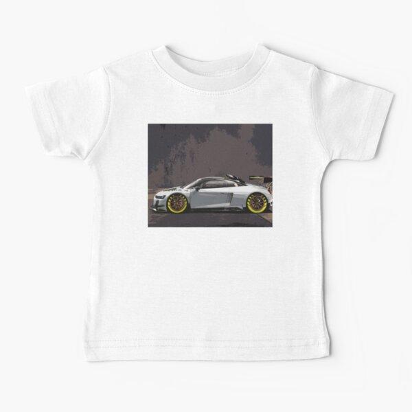 Audi R8 LMS GT2 Baby T-Shirt