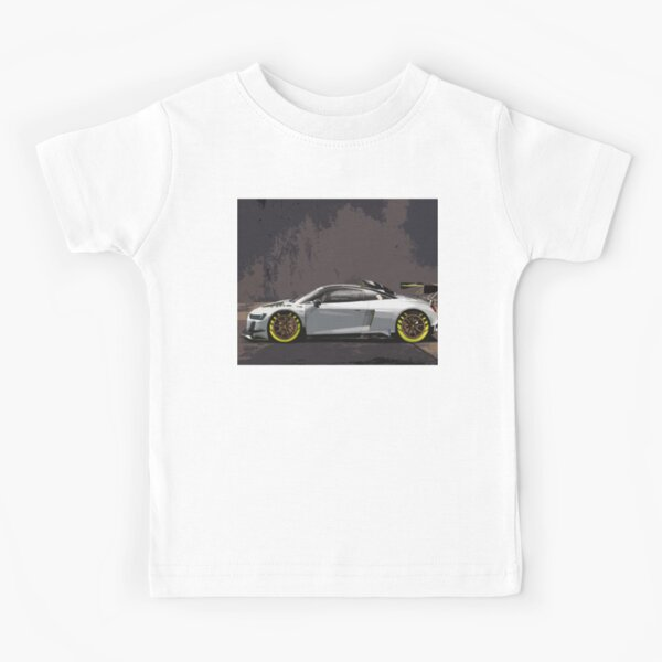 Audi R8 LMS GT2 Kids T-Shirt