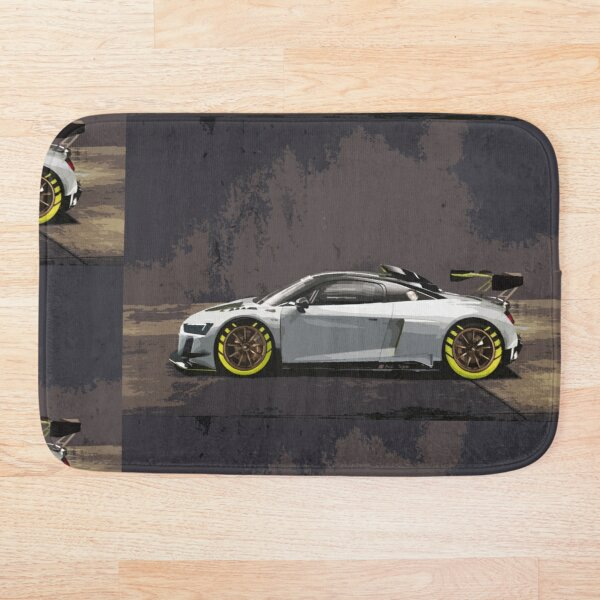 Audi R8 LMS GT2 Bath Mat